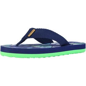 Reima Plagen Sandals Kinder navy blue